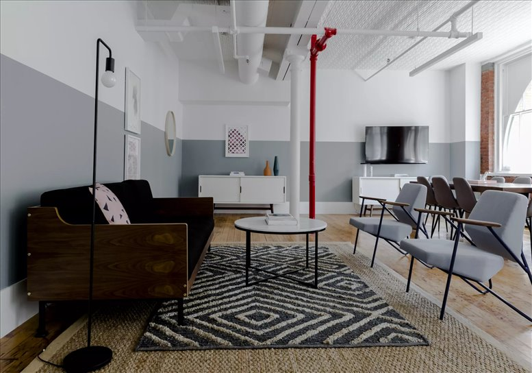 Picture of 122 Hudson St, Tribeca, Downtown, Manhattan Office Space available in NYC