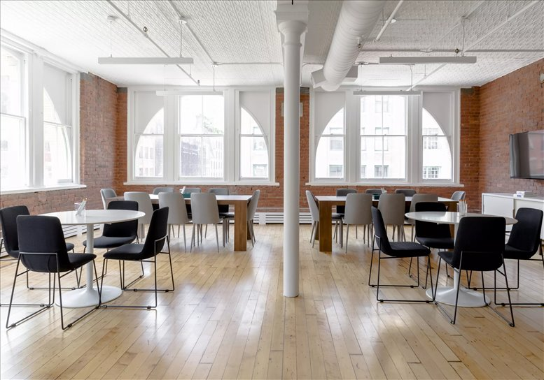 122 Hudson St, Tribeca, Downtown, Manhattan Office Images