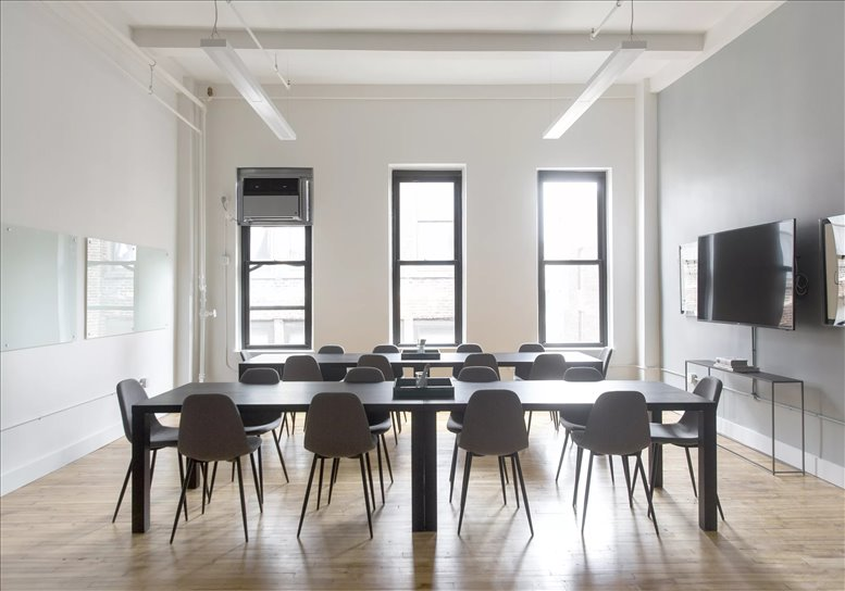Photo of Office Space on 37 W 20th St, Flatiron, Manhattan NYC