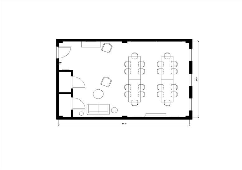 Office for Rent on 37 W 20th St, Flatiron, Manhattan NYC