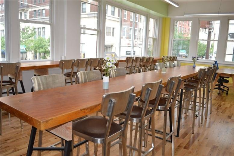 Office for Rent on 2000 Chestnut St, Rittenhouse Square District, City Center Philadelphia