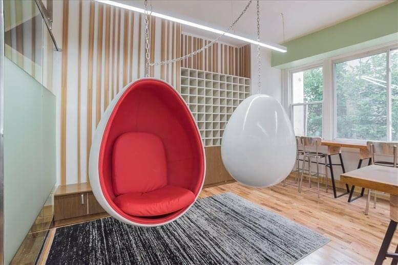 2000 Chestnut St, Rittenhouse Square District, City Center Office Images