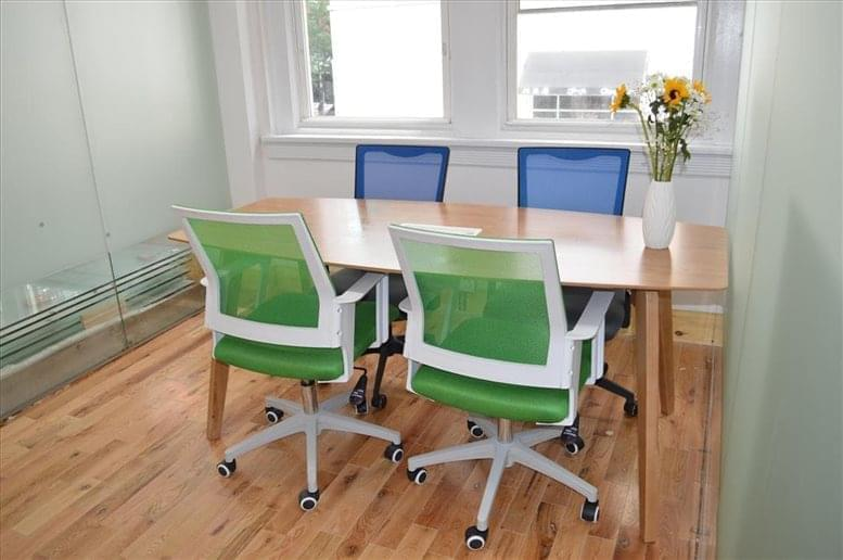 Photo of Office Space available to rent on 2000 Chestnut St, Rittenhouse Square District, City Center, Philadelphia