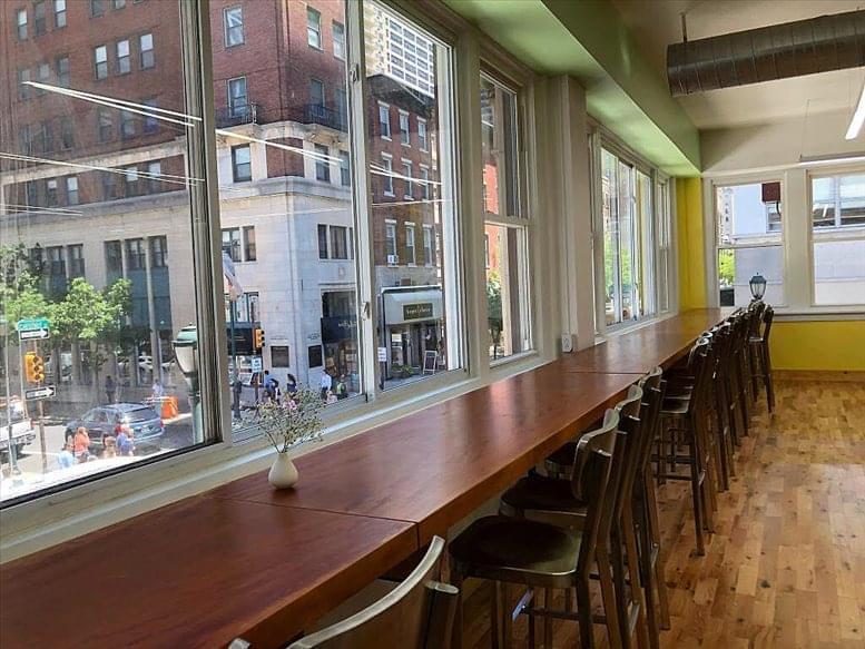 Photo of Office Space on 2000 Chestnut St, Rittenhouse Square District, City Center Philadelphia