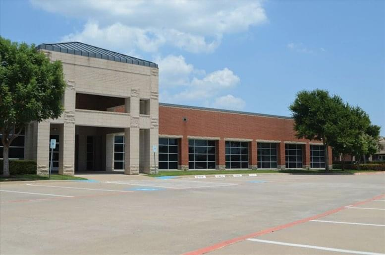 5055 W Park Blvd Office Space - Plano