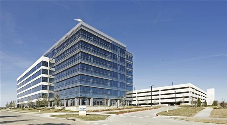 6160 Warren Pkwy available for companies in Frisco