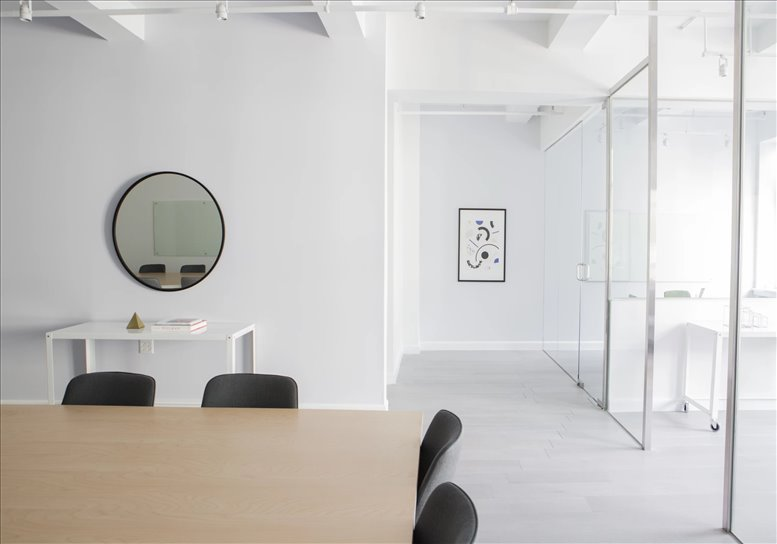 Photo of Office Space on Silk Building, 14 E 4th St, NoHo, Downtown, Manhattan NYC