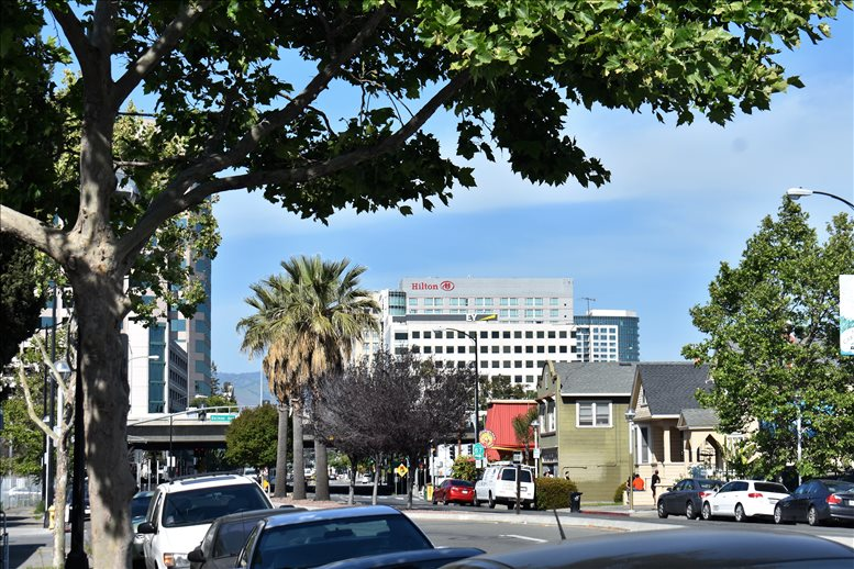 453 West San Carlos St, Downtown Office Space - San Jose