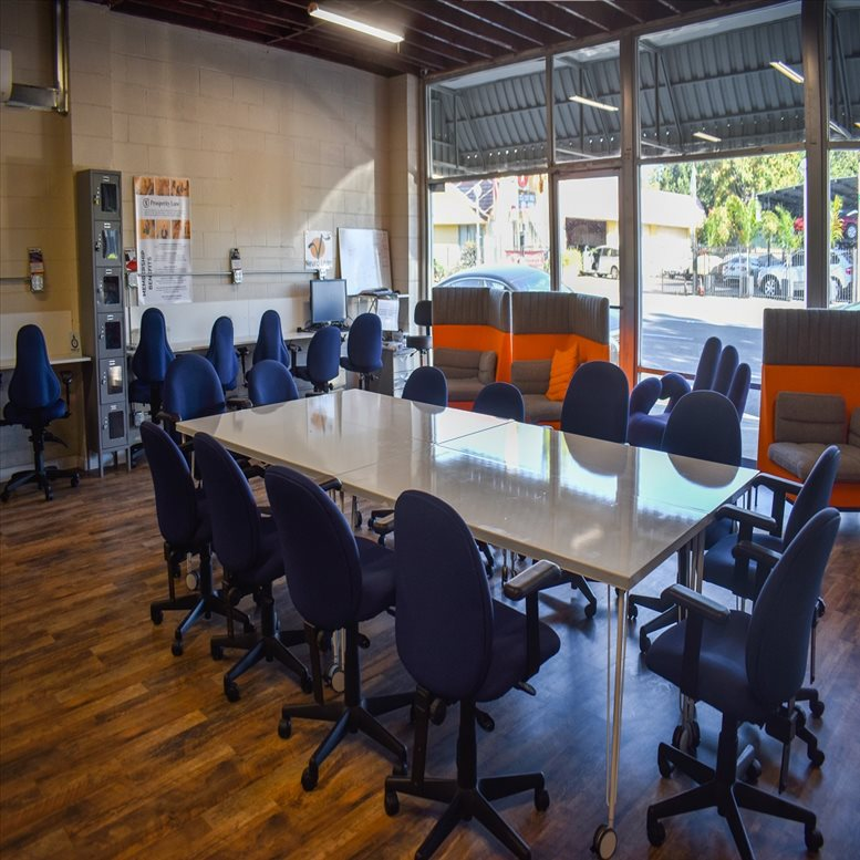 This is a photo of the office space available to rent on 453 West San Carlos St, Downtown