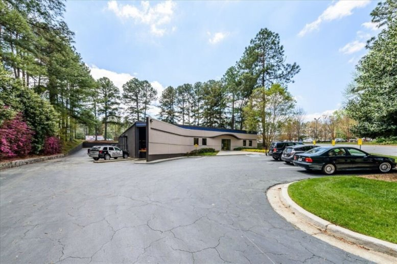 Photo of Office Space on 3330 Northlake Parkway, Northlake Office Park Atlanta