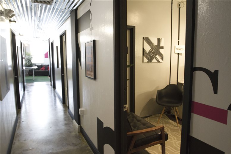 This is a photo of the office space available to rent on 1932 Tyler St