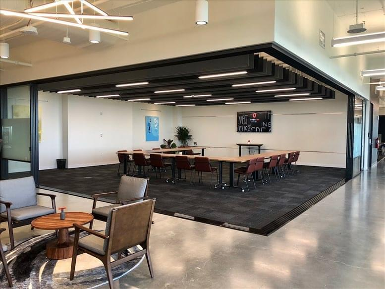 This is a photo of the office space available to rent on Three Alliance Center, 3550 Lenox Road NE, North Buckhead