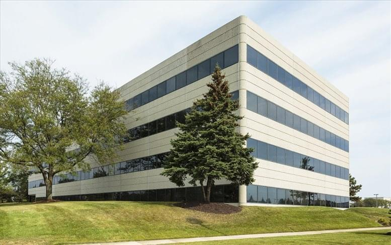 Fox Valley Executive Center, 75 Executive Drive, Fox Valley Office for Rent in Aurora