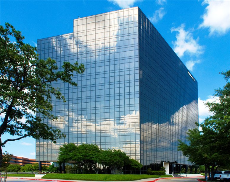 Plano Tower, 101 East Park Boulevard Office Space - Plano