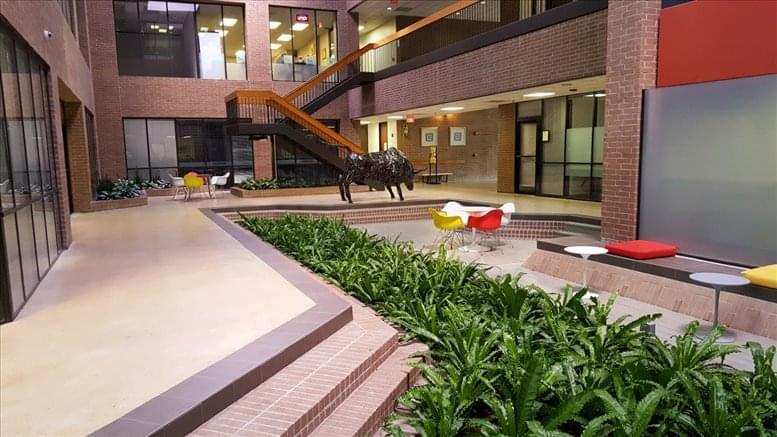 Greenbriar Atrium III, 440 Benmar Drive, Greater Greenspoint Office for Rent in Houston