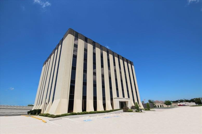1100 Nasa Parkway available for companies in Houston