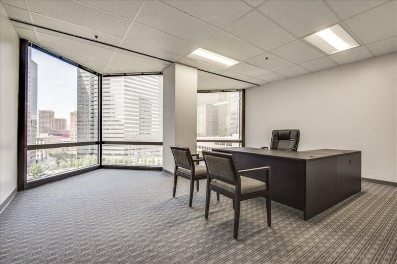 Office for Rent on Pacific Place, 1910 Pacific Ave, Main Street District Dallas