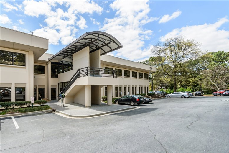 Picture of Northlake Office Park, 2309 Parklake Drive Northeast Office Space available in Atlanta