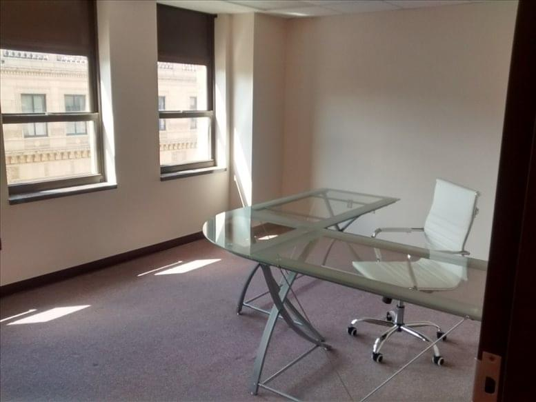 This is a photo of the office space available to rent on 116 Cleveland Ave NW, Downtown Canton, Stark County