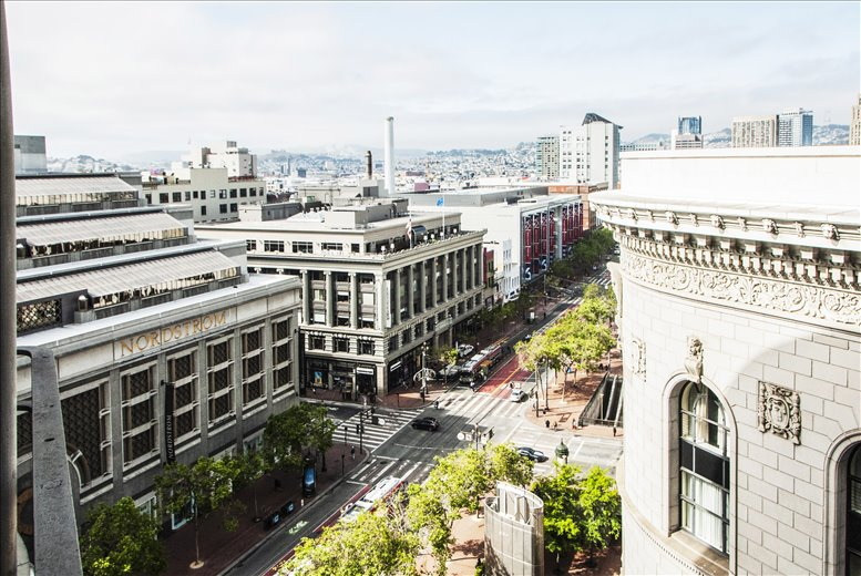 Office for Rent on Flood Building, 870 Market St, Downtown San Francisco