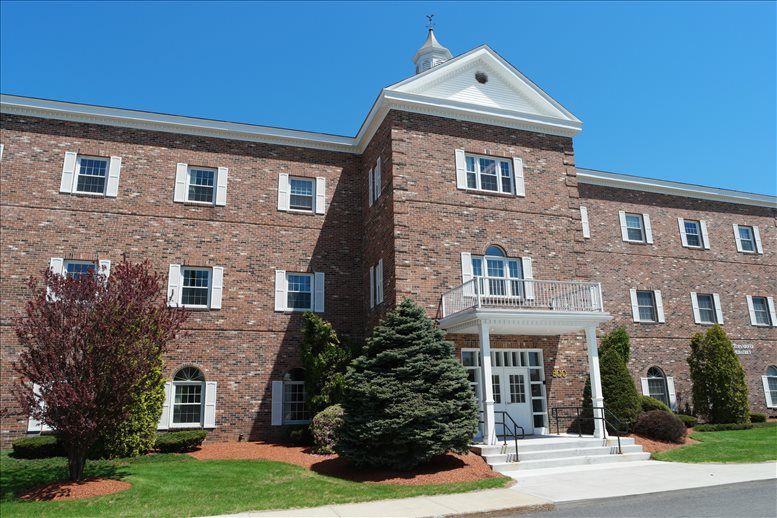 Jefferson Office Park available for companies in Andover
