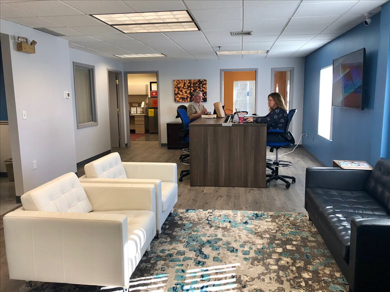 This is a photo of the office space available to rent on Jefferson Office Park, 800 Turnpike St