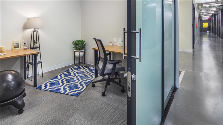 Photo of Office Space on Union Tower West, 1801 Wewatta St, Downtown Denver