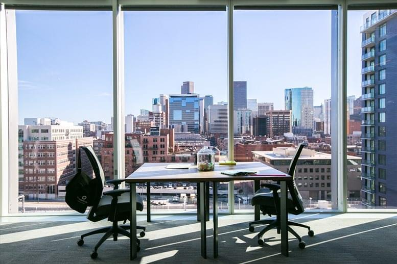Picture of Union Tower West, 1801 Wewatta St, Downtown Office Space available in Denver