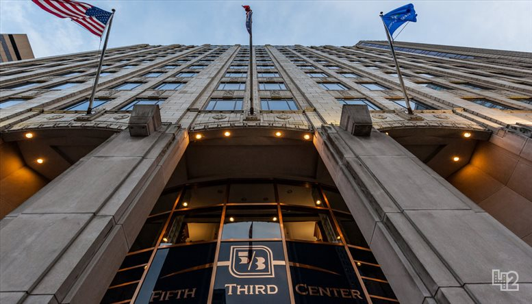 Fifth Third Center, 21 E State St, Downtown Office Space - Columbus