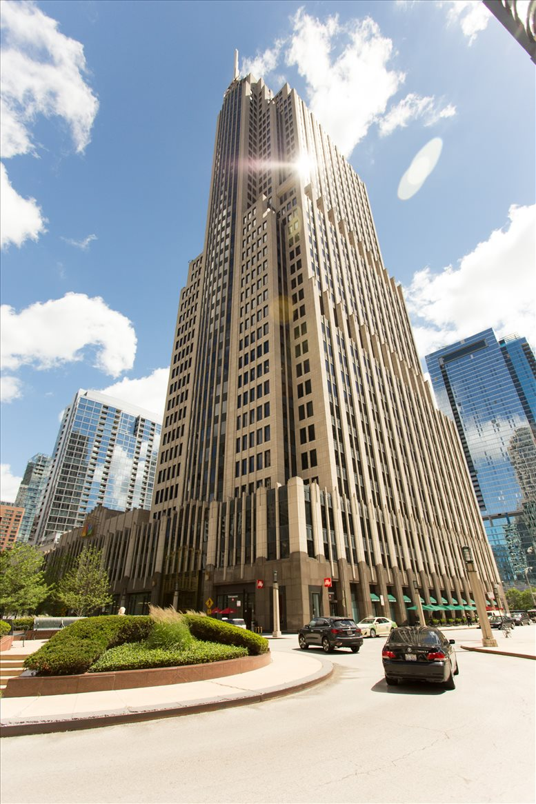 NBC Tower, Cityfront Center, 455 North Columbus Dr, 31st Fl, Streeterville, Near North Side Office for Rent in Chicago