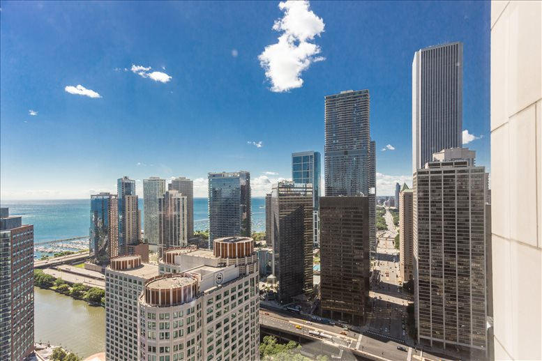 Office for Rent on NBC Tower, Cityfront Center, 455 North Columbus Dr, 31st Fl, Streeterville, Near North Side Chicago