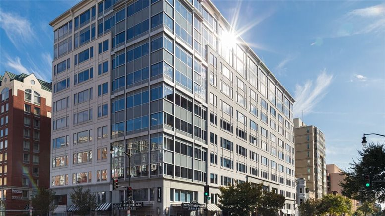 777 6th St NW available for companies in Capitol Hill