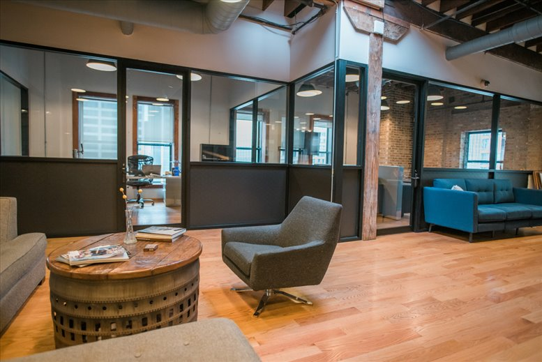 444 N. Wabash Avenue, 5th Floor Office for Rent in Chicago