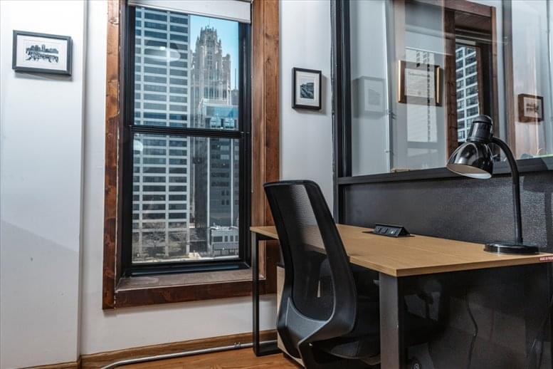 This is a photo of the office space available to rent on 444 N. Wabash Avenue, 5th Floor