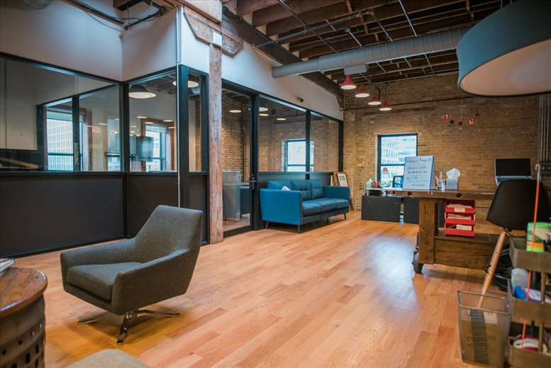 444 N. Wabash Avenue, 5th Floor Office Space - Chicago