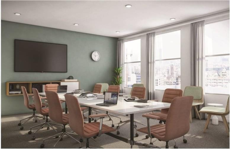 Office for Rent on The Lofts At Manhattan West, 424 West 33rd St NYC