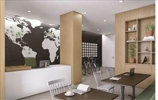 Photo of Office Space on The Lofts at Manhattan West,424 West 33rd St, Chelsea Manhattan