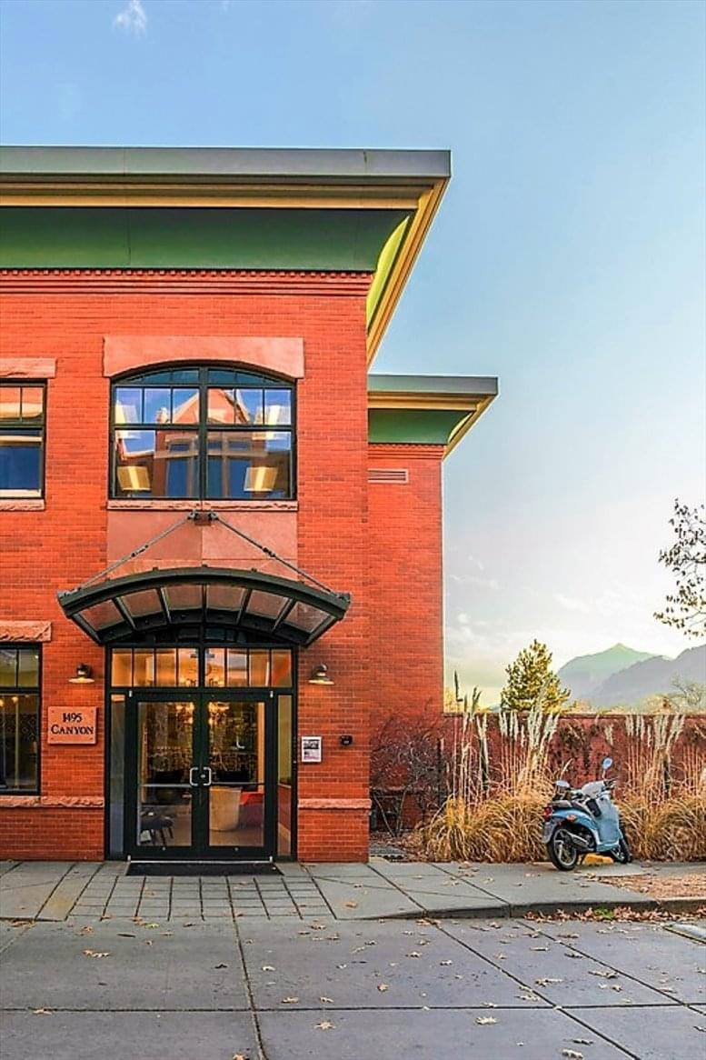 Photo of Office Space available to rent on 1495 Canyon Blvd, Downtown Boulder, Boulder