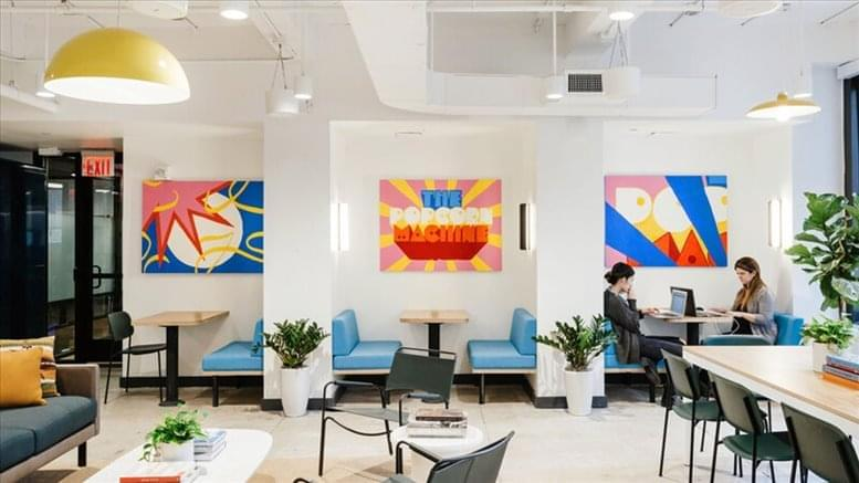 Photo of Office Space on 214 W 29th St, Chelsea, Midtown, Manhattan NYC