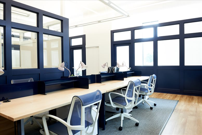 Picture of 2529 Detroit Avenue Office Space available in Cleveland