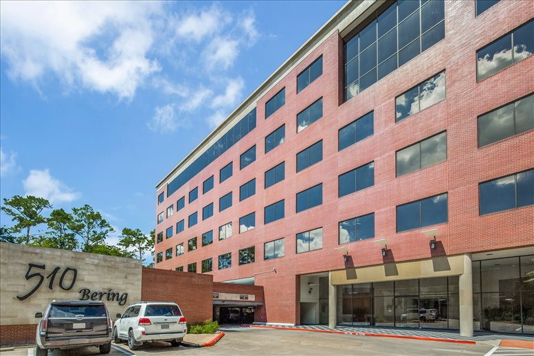 510 Bering Dr, Suite 300 Office Space - Houston