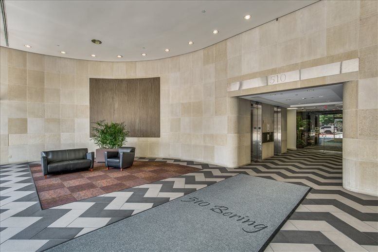 Photo of Office Space on 510 Bering Dr, Suite 300 Houston
