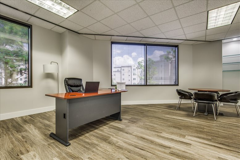 This is a photo of the office space available to rent on 510 Bering Dr, Suite 300