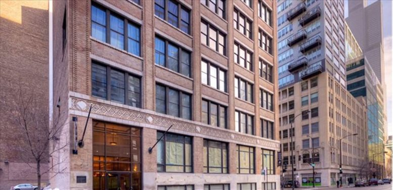 Office for Rent on 600 W Jackson Blvd, West Loop Chicago