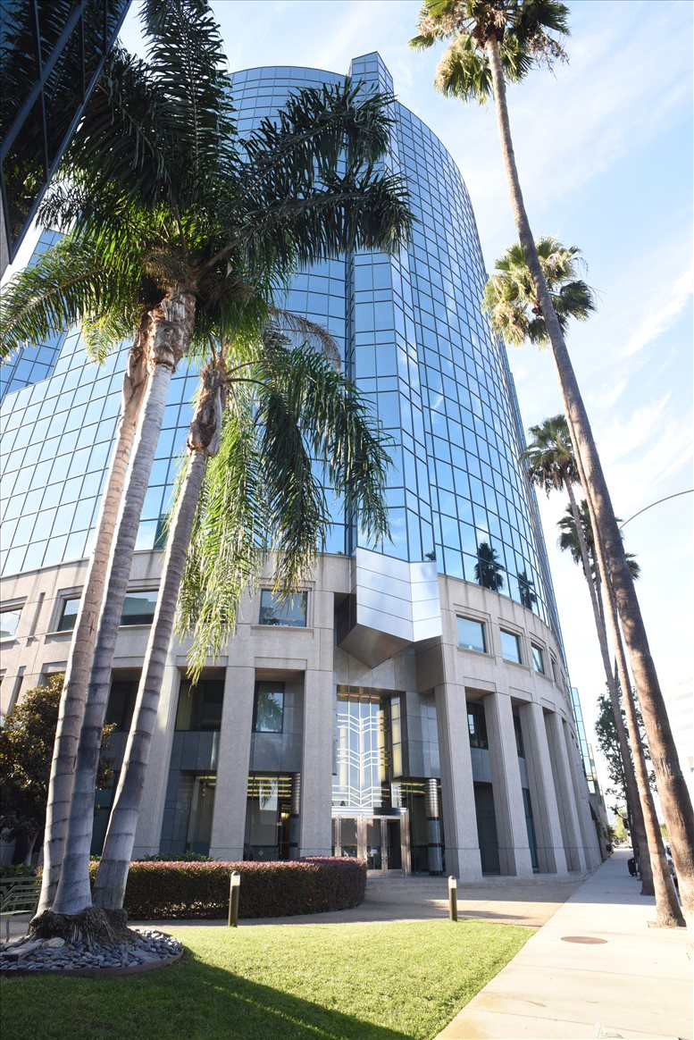 West Los Angeles Office Space Executive Tower 11400 W