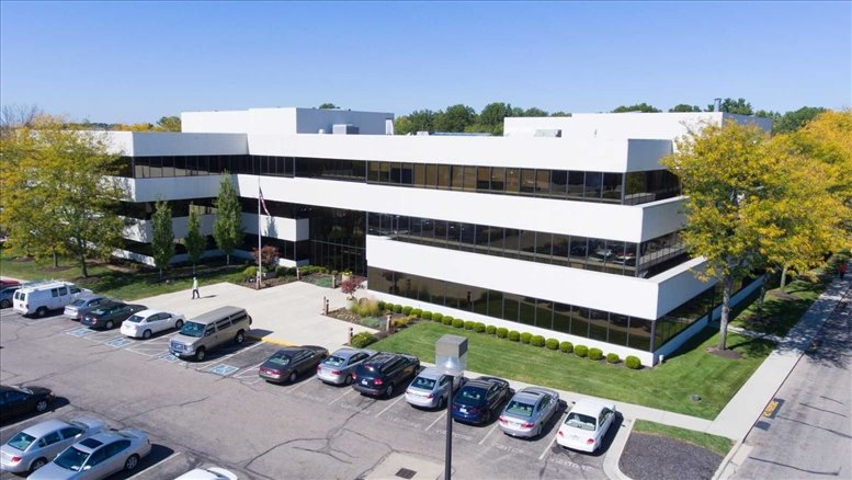 Three Crosswoods, 200 E Campus View Blvd, Crosswoods Office Space - Columbus