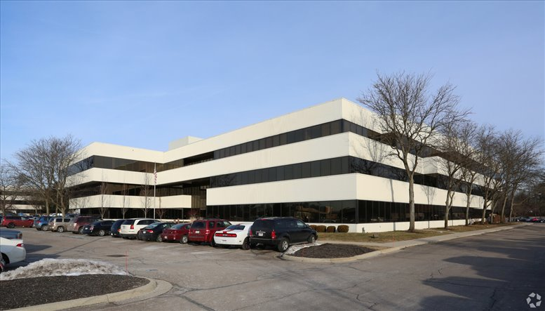 Photo of Office Space on Three Crosswoods, 200 E Campus View Blvd, Crosswoods Columbus