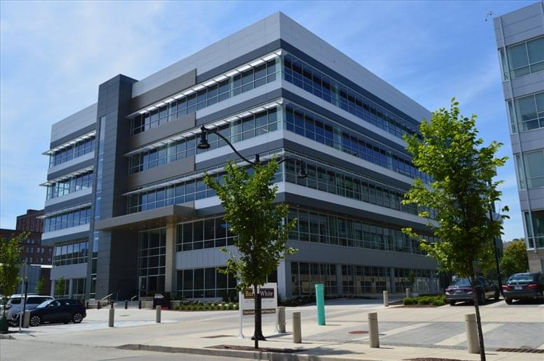 Riverfront West @ 3 Crossings, 2545 Railroad St, Strip District Office Space - Pittsburgh