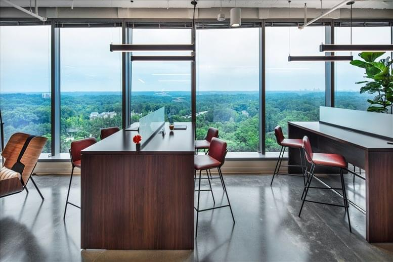 Photo of Office Space on Riverfront West @ 3 Crossings, 2545 Railroad St, Strip District Pittsburgh