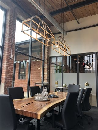 Photo of Office Space on The Refinery, 1213 W Morehead St, Wesley Heights Charlotte